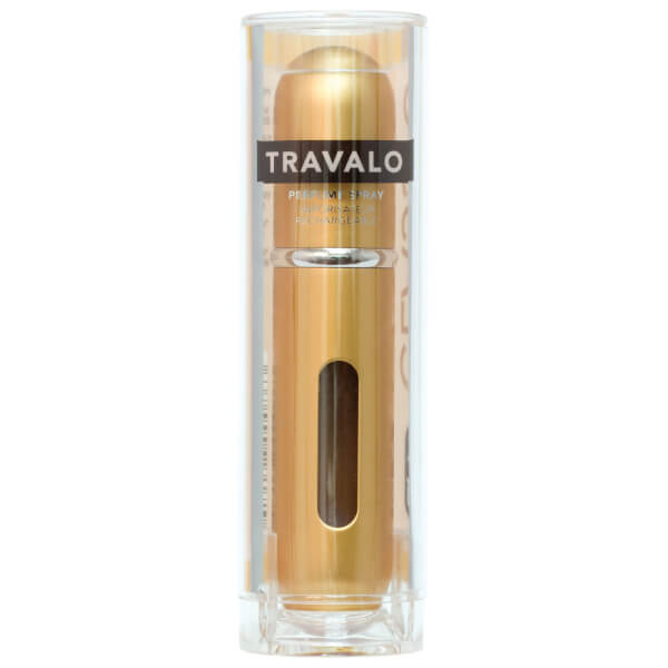 Travalo Classic HD Atomiser Spray Bottle - Gold (5ml)