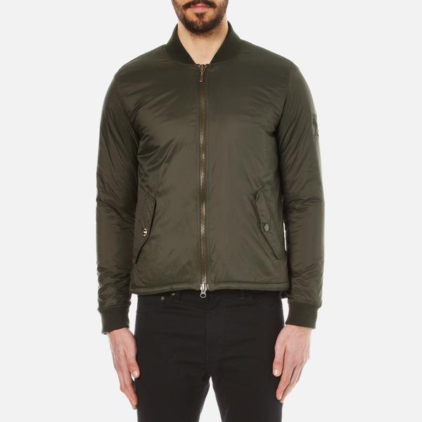 Barbour X Steve McQueen Men's Oil Field Quilt Jacket - Sage - Free ... : steve mcqueen quilted jacket - Adamdwight.com