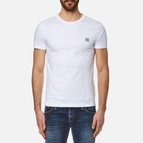 BOSS Orange Men's Tommi Crew Neck T-Shirt - White