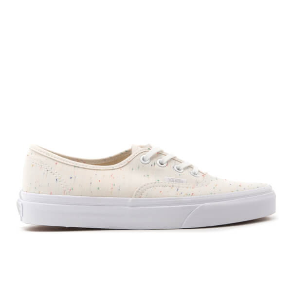 Vans Women's Authentic Jersey Trainers - Cream/True White