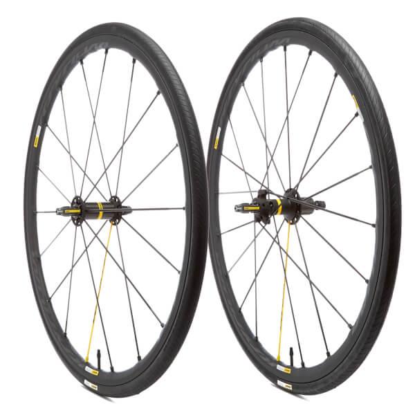 Mavic Ksyrium Pro Exalith Clincher Wheelset 2017