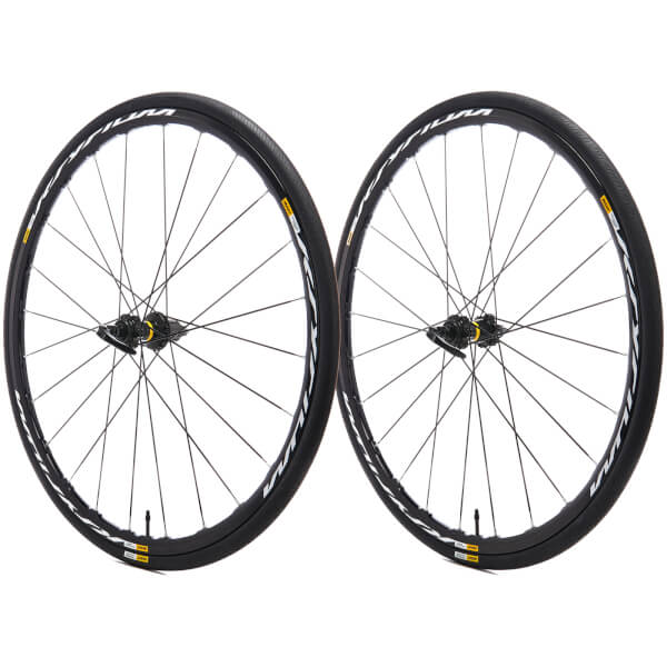 Mavic Ksyrium Disc Clincher Wheelset 2017