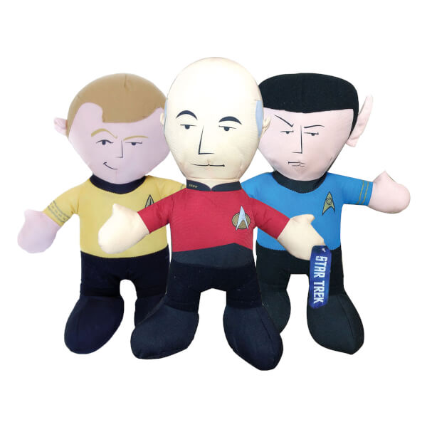 Peluche Star Trek