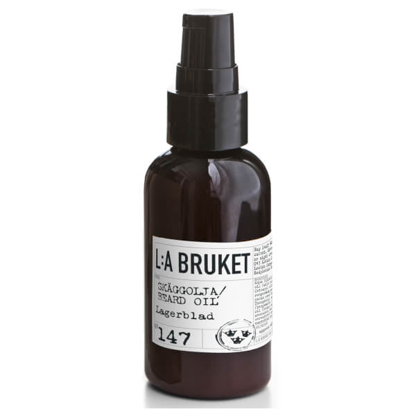 L:A BRUKET No. 147 Beard Oil 60ml