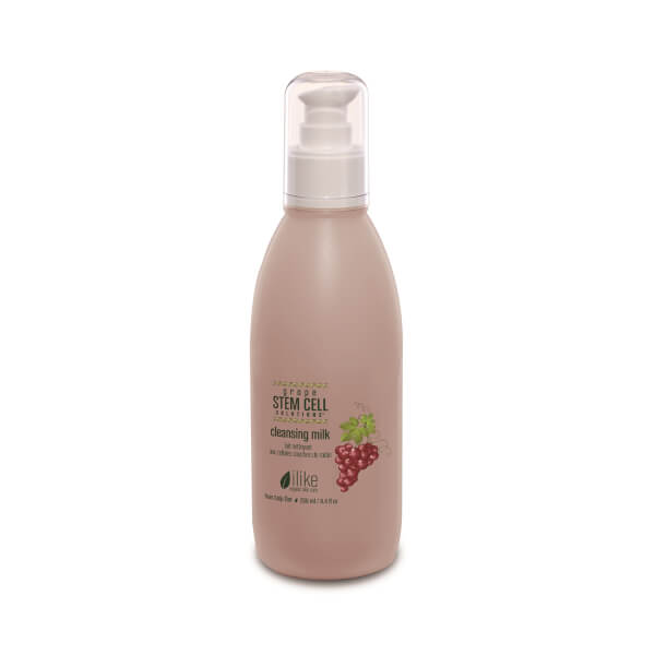 ilike Grape Stem Cell Solutions Cleansing Milk