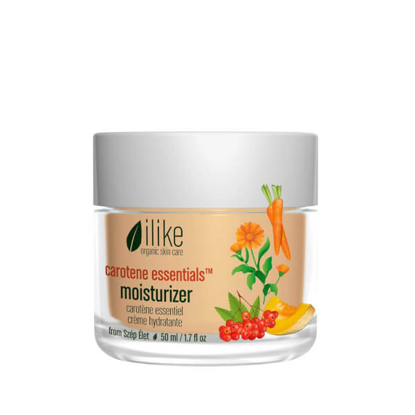 ilike organic skin care Carotene Essentials Moisturizer