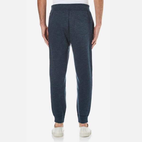 Polo Ralph Lauren Men's Rib Cuff Jogging Pants - Blue Eclipse: Image 3