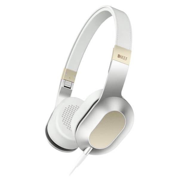 KEF M400 Headphones - White