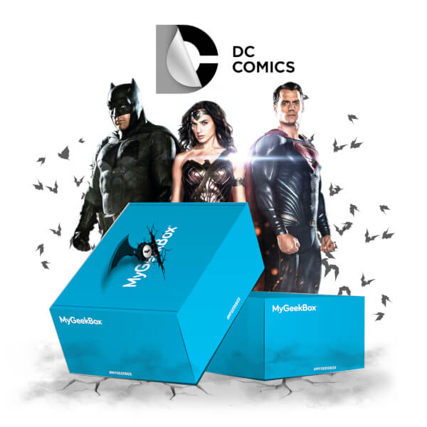 DC Mega Crate (Worth over £100)