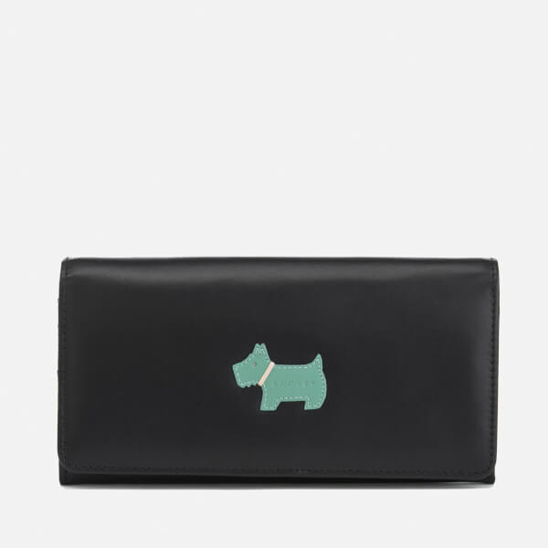 Radley Women's Heritage Dog Large Flapover Matinee - Black