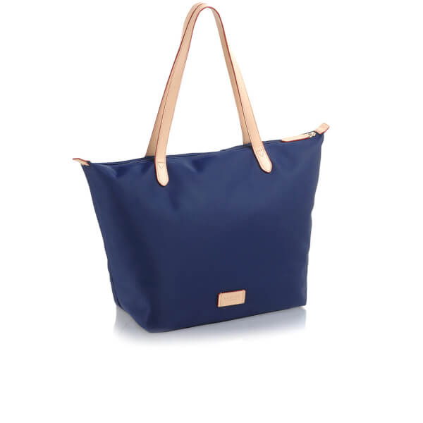517c89e074 Radley Women s Pocket Essentials Large Zip Top Tote Bag - Navy  Image 2