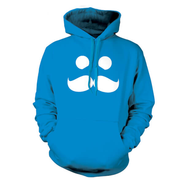 Mumbo Jumbo Hoodie - Blue Merchandise   Zavvi US