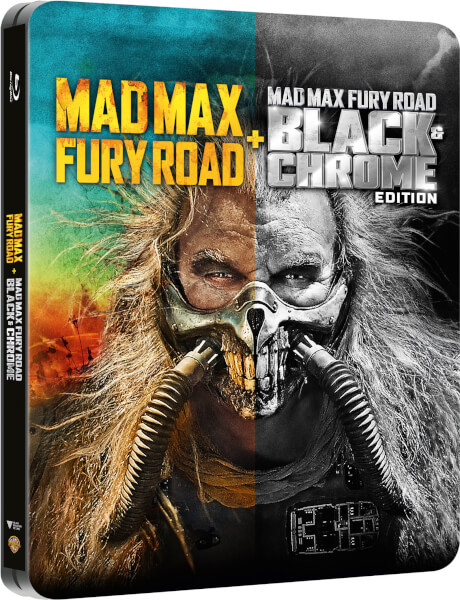 mad max fury road black chrome edition zavvi exclusive