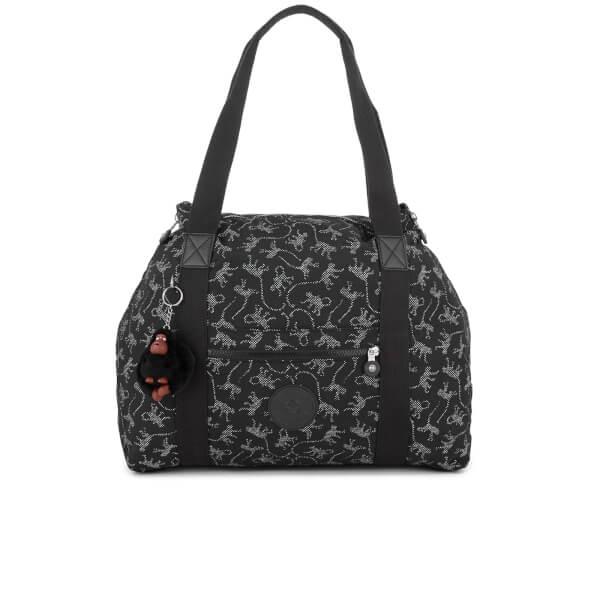 Kipling Women s Art M Travel Tote Bag - Monkey Novelty Womens ... 48656a9117