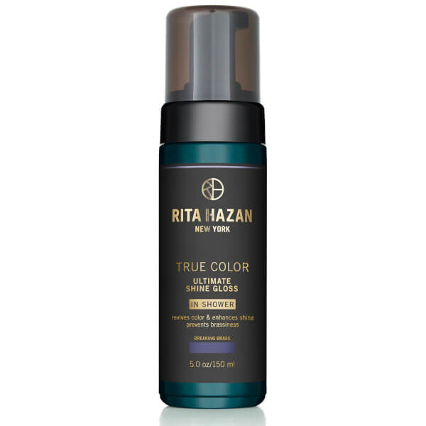 Rita Hazan True Color Ultimate Shine Gloss - Breaking Brass 142ml
