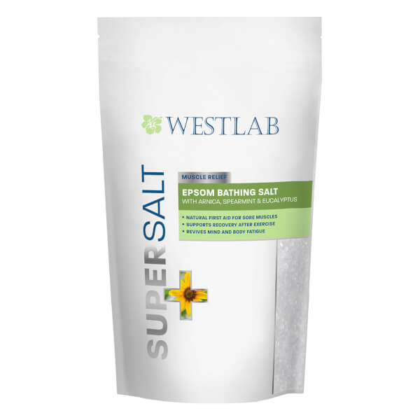 Westlab Supersalt Epsom Muscle Relief