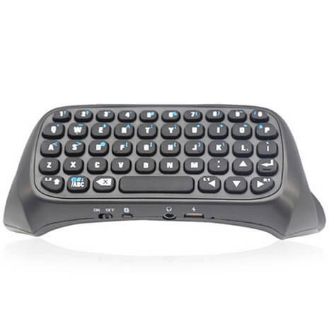 Playstation 4 Wireless Mini Keyboard