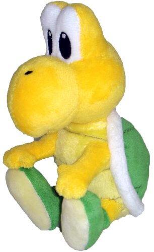 Super Mario Koopa Troopa Plush, 5