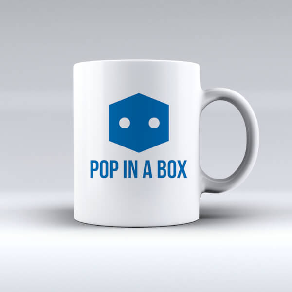 Pop In A Box Mug