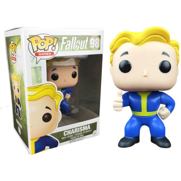 Fallout Vaultboy Charisma LE Pop! Vinyl Figure