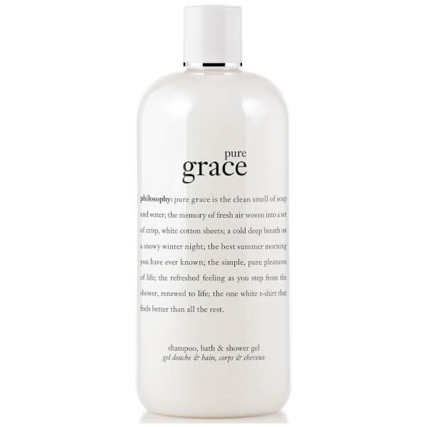 philosophy Pure Grace Shampoo, Bath And Shower Gel 480ml - AU/NZ