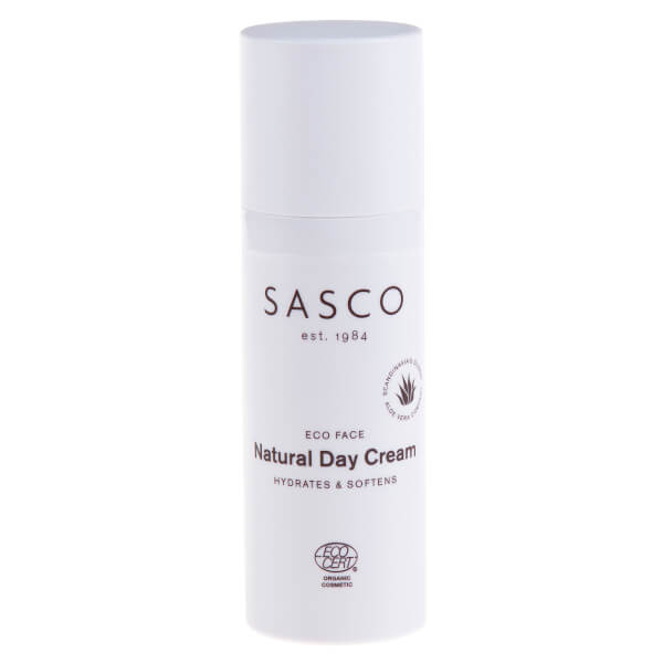 SASCO Eco Face Natural Day Cream 50ml