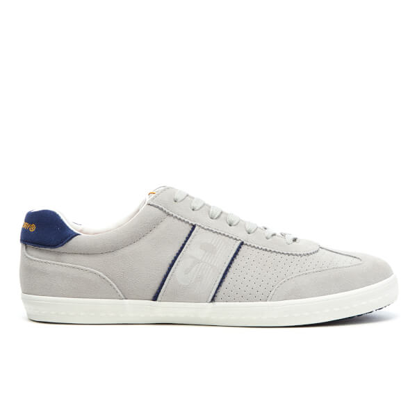 Superdry Men's Classic Court Vintage Trainers - Glacier Grey