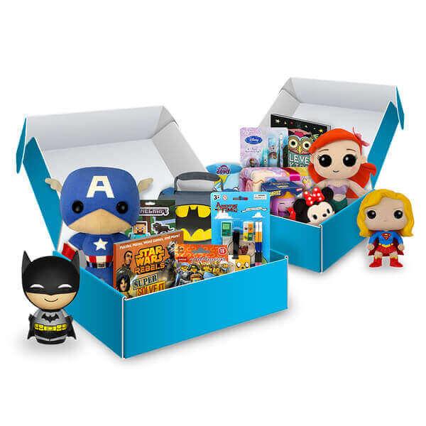 My Geek Box December 2017 - Girls Box
