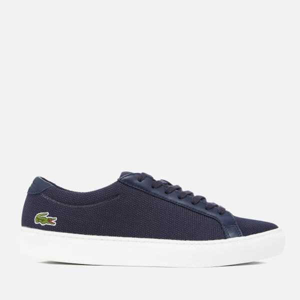 Lacoste Men's L.12.12 BL 2 Court Trainers - Navy
