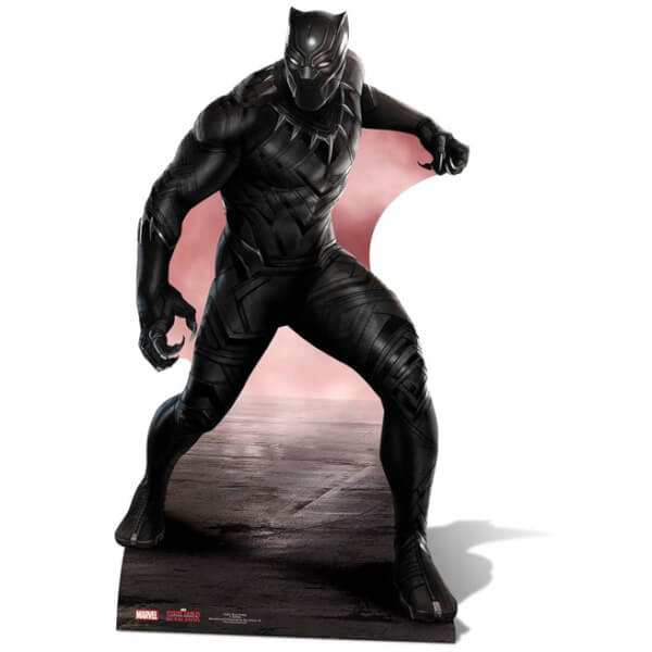 Silhouette en Carton Disney Marvel Ant-Man Black Panther