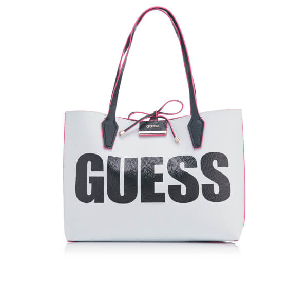 Guess Women's Bobbi Inside Out Tote Bag - Guess Grey
