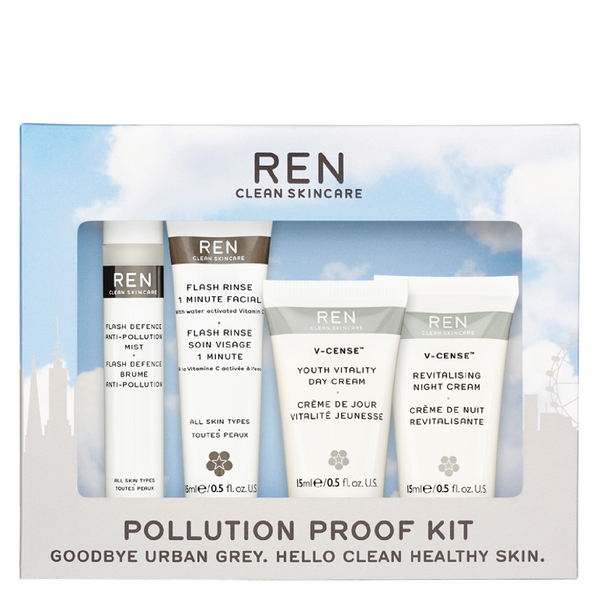 REN Pollution Proof Kit