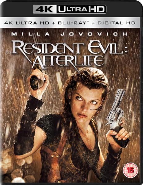 Resident Evil: Afterlife - 4K Ultra HD (Includes Ultraviolet Copy)