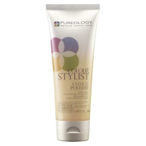 Pureology Color Stylist Cuticle Polisher Shine Serum 3.4oz