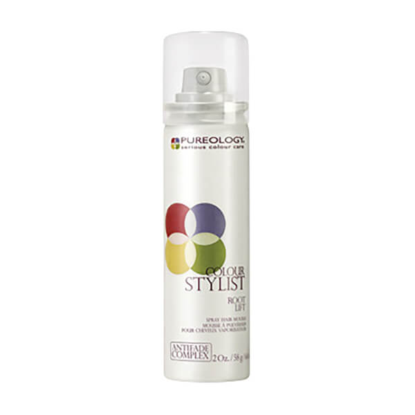 Pureology Colour Stylist Root Lift Spray Hair Mousse 2oz