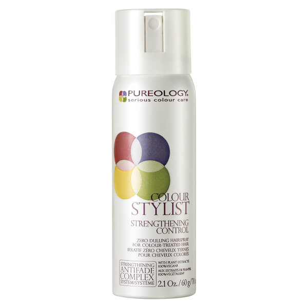 Pureology Color Stylist Strengthening Control Hairspray 2.1oz