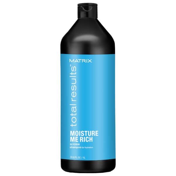 Matrix Total Results Moisture Me Rich Shampoo 33.8oz