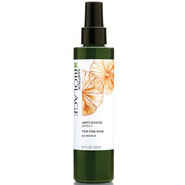 Matrix Biolage Anti-Static Spray for Fine Hair 6.7oz