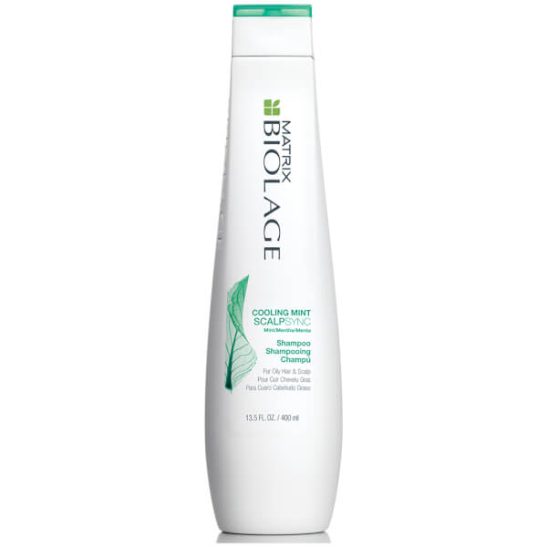 Matrix Biolage ScalpSync Cooling Mint Shampoo 13.5oz
