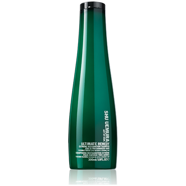 Shu Uemura Art of Hair Ultimate Remedy Extreme Restoration Shampoo 10oz