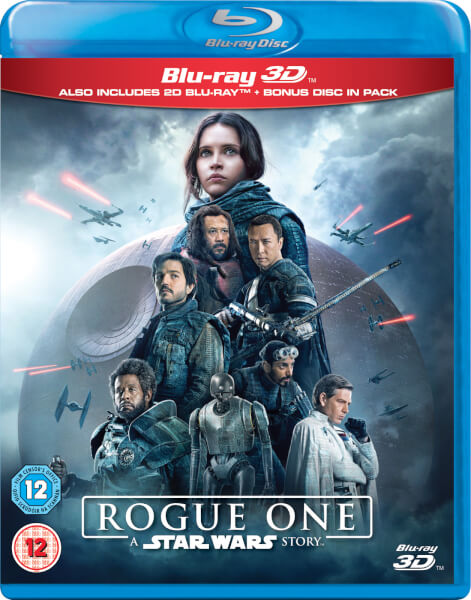 Rogue One A Star Wars Story 2016 BluRay 720p 650MB Dual Audio 5.1 ( Hindi – English ) ESubs MKV