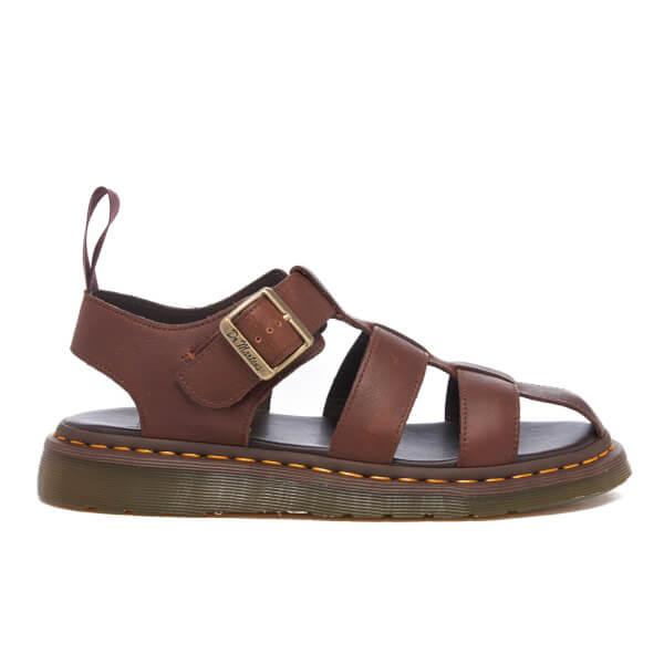 Galia Carpathian Sandals In Tan - Tan Dr. Martens qvo7jmyZT