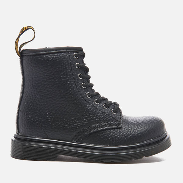 Dr. Martens Toddlers' Brooklee Lace Boots - Black