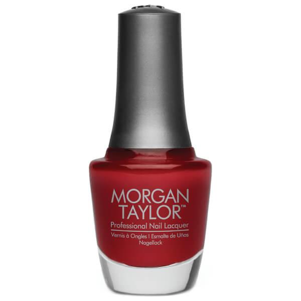 Morgan Taylor Cherry Appliqué Nail Lacquer 15ml