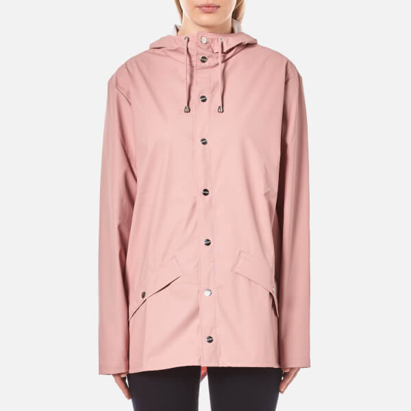 RAINS Jacket - Rose