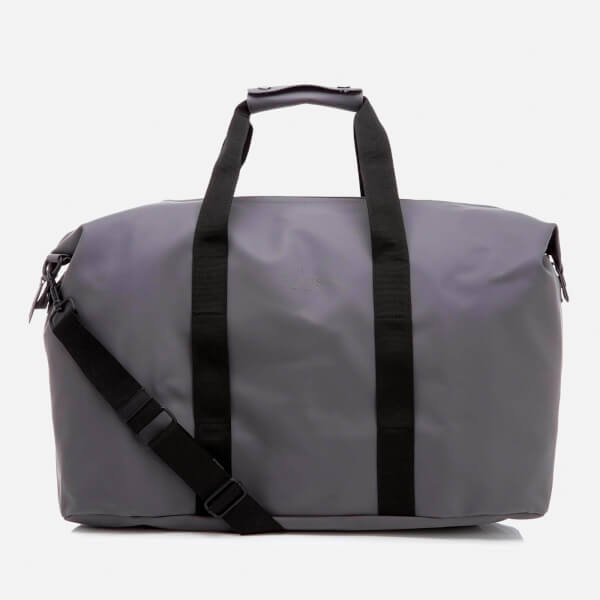 RAINS Weekend Bag - Smoke