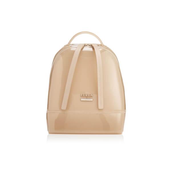 Furla Women's Candy Mini Backpack - Acero