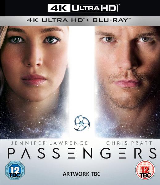 Passengers - 4K Ultra HD