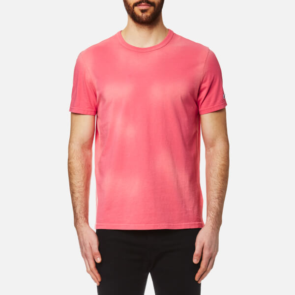 9a9c1f80 Champion Men's Crew Neck T-Shirt - Pink Clothing | TheHut.com