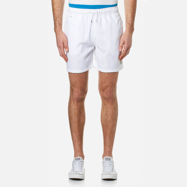 Penfield Men's Seal Swim Shorts - White